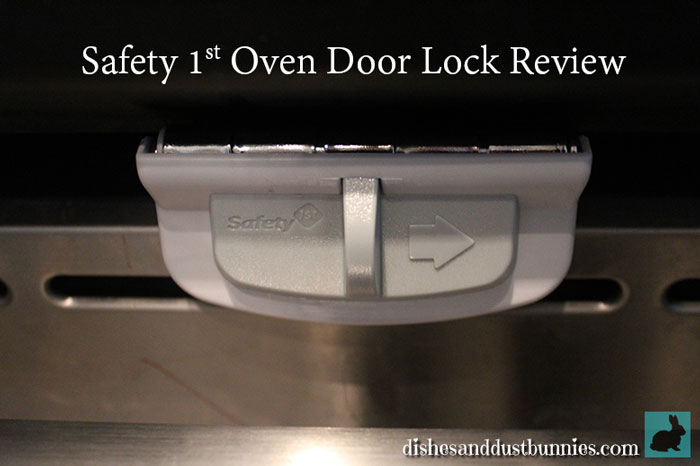 safety first oven lock instructions