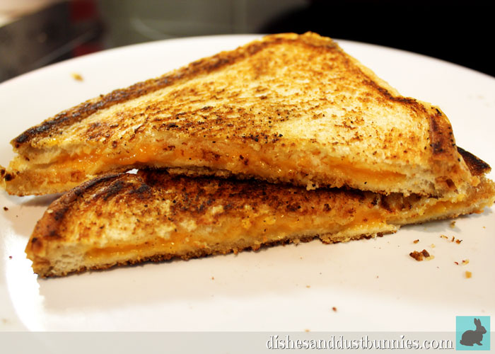 Chipotle Grilled Cheese Sandwich