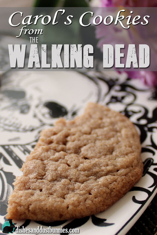 Carol's Cookies from The Walking Dead