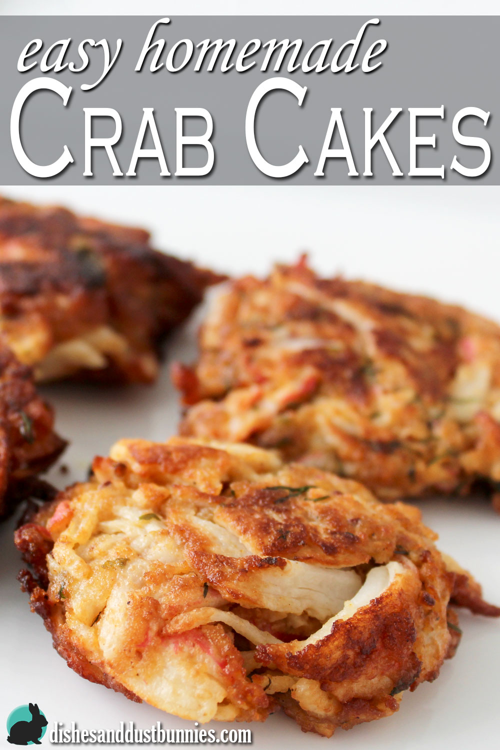 Easy Crab Cakes With Aolit