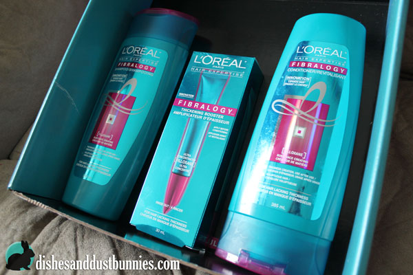 L'Oreal Paris Fibralogy Hair Expertise