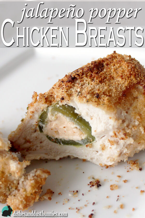 Jalapeno Popper Chicken Breasts
