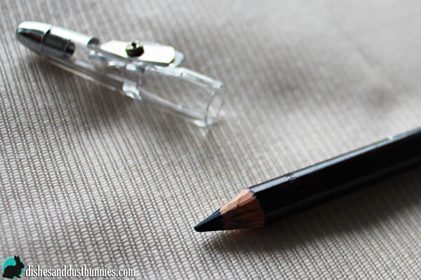 'Pencil Me In' Cosmetics Natural Eyeliner Pencil in Boysenberry