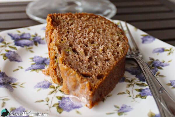 Spiced Zucchini Cake