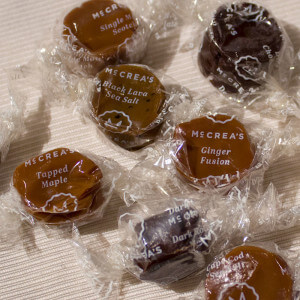 McCrea's Candies Caramels
