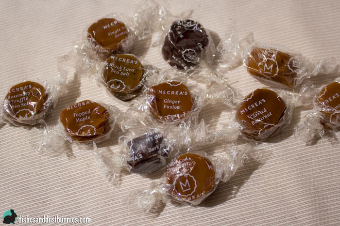 McCrea's Candies Caramels
