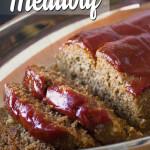 Classic Meatloaf Recipe from dishesanddustbunnies.com