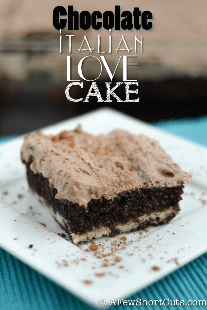 Chocolate Ricotta Cake Recipe