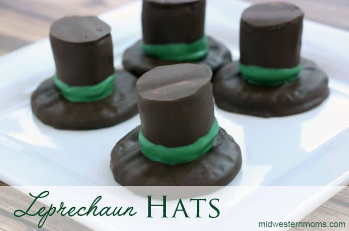 Leprechaun Hat Treats from Midwestern Moms
