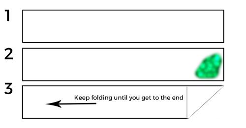 How to fold Spanakopita