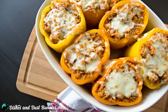 9 Brand New Ways to Stuff a Bell Pepper | Mom Spark - A Trendy Blog for Moms - Mom Blogger