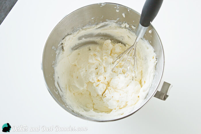 Easy Homemade Whipping Cream from dishesanddustbunnies.com