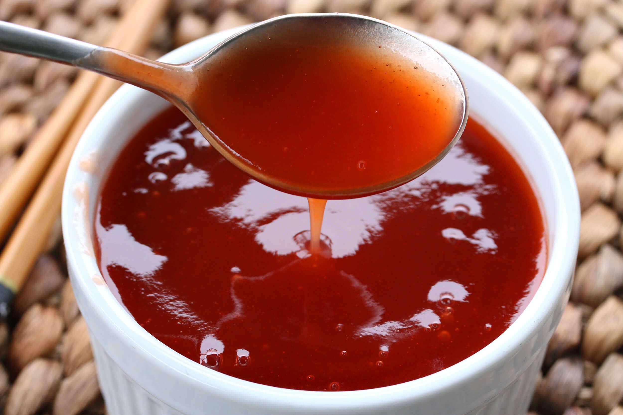 Best Sweet & Sour Sauce from Daring Gourmet