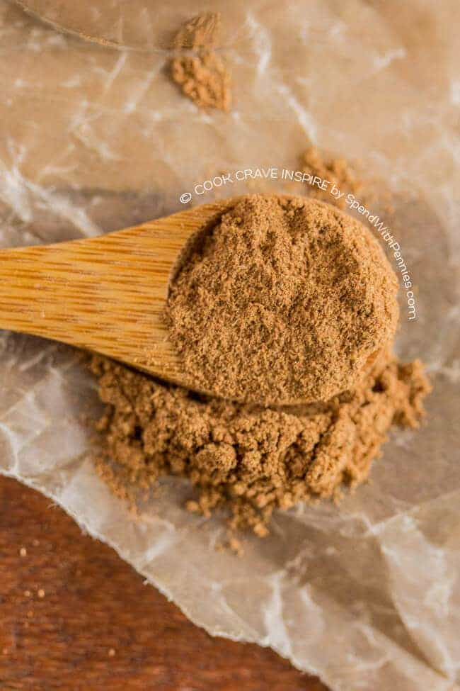 Homemade Pumpkin Pie Spice Recipe from Spend with Pennies