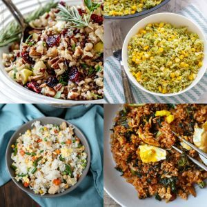 10 Must Try Rice Side Dishes - dishesanddustbunnies.com