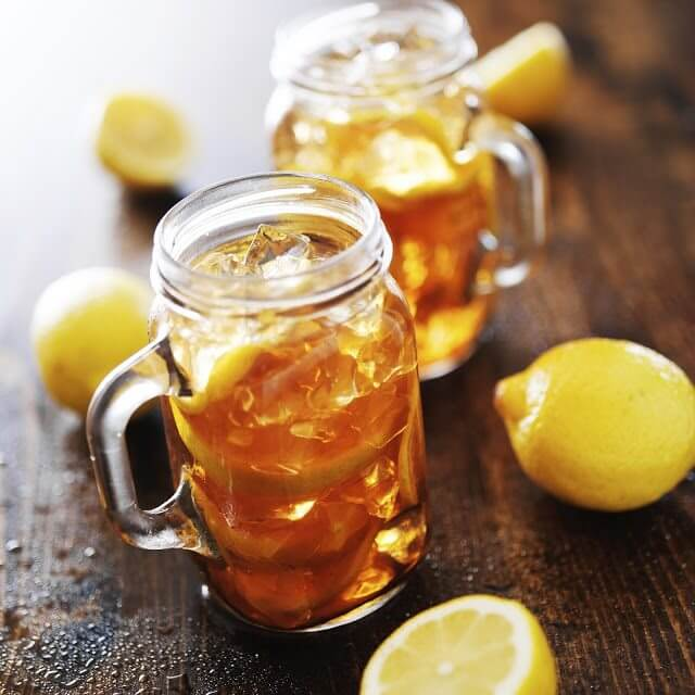 Southern Sweet Tea from The Country Cook