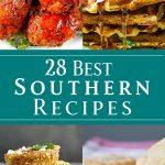 28 Best Southern Recipes - dishesanddustbunnies.com