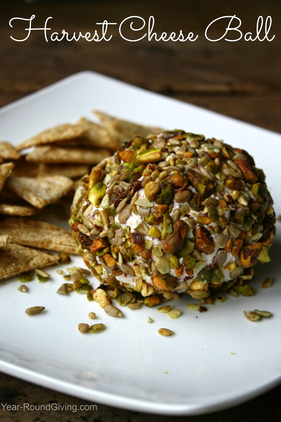 Harvest Cheese Ball from Princess Pinky Girl