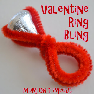 Bring on the Bling Valentine Ring from Mom on Timeout
