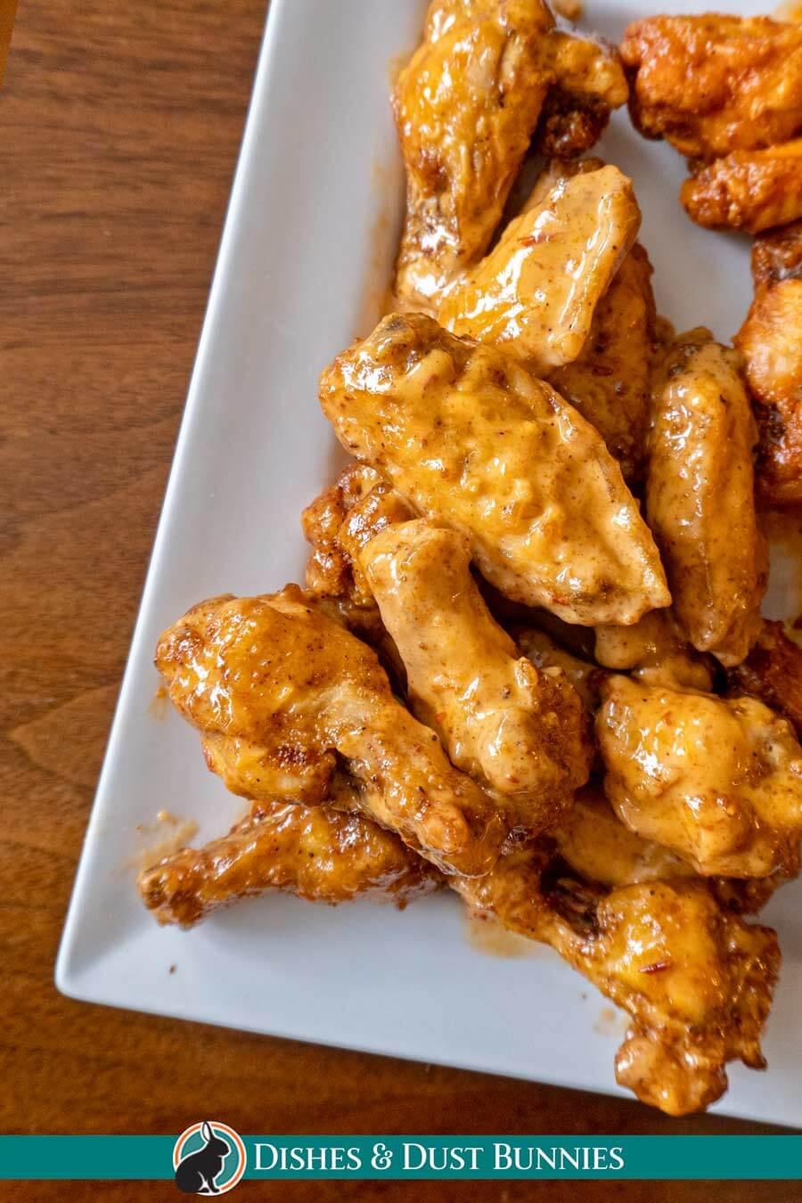 Bang Bang Chicken Wings