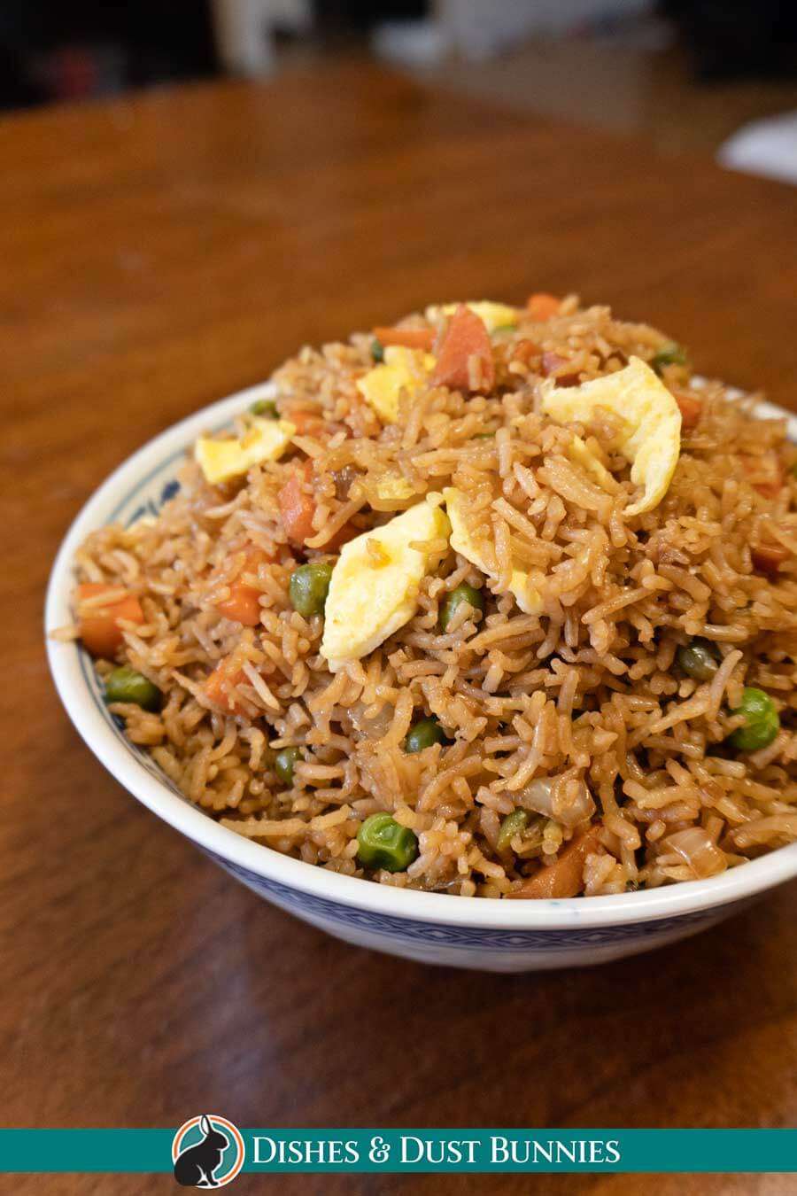 How to Make Basic Fried Rice