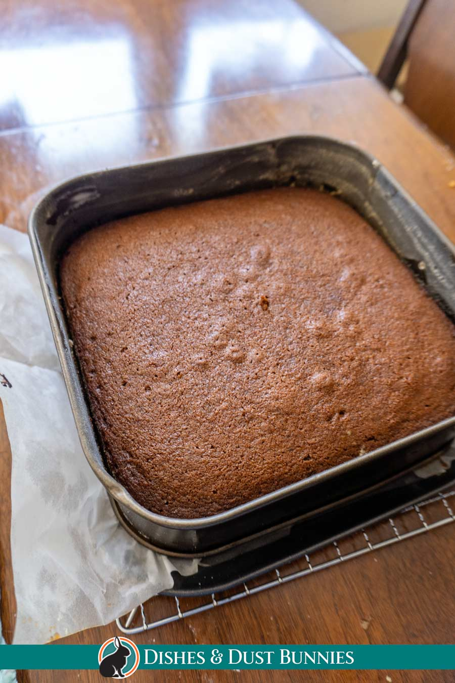 Classic Old Fashioned Gingerbread